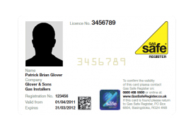 gas safe engineer id
